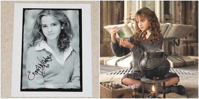 Emma Victoria Stokes Emma Watson Autographs