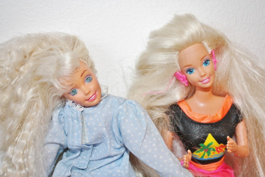 90's Barbie Dolls
