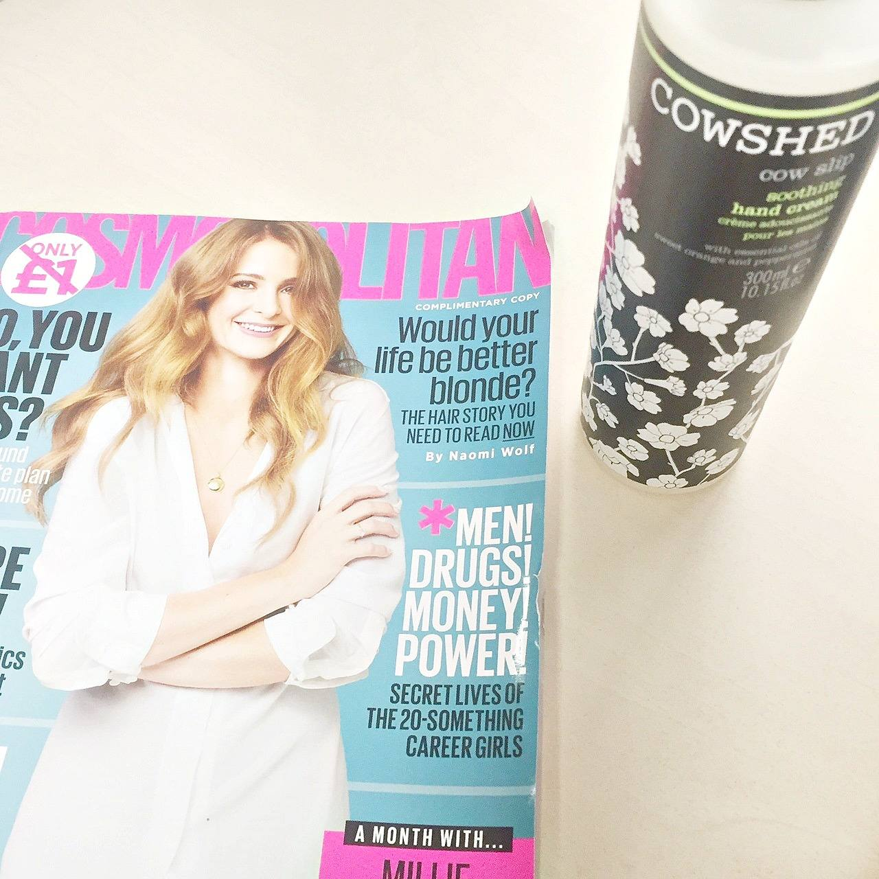 Cosmopolitan and Cowshed