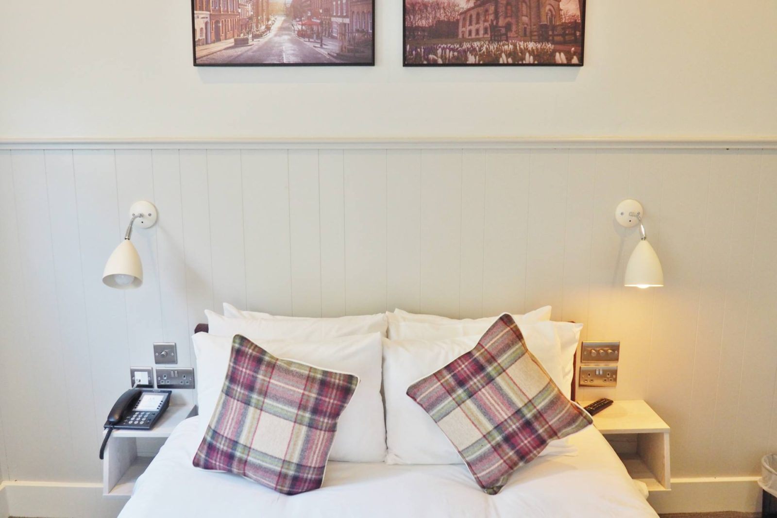 Emma Victoria Stokes Saint Pauls Boutique Hotel Bedroom Area