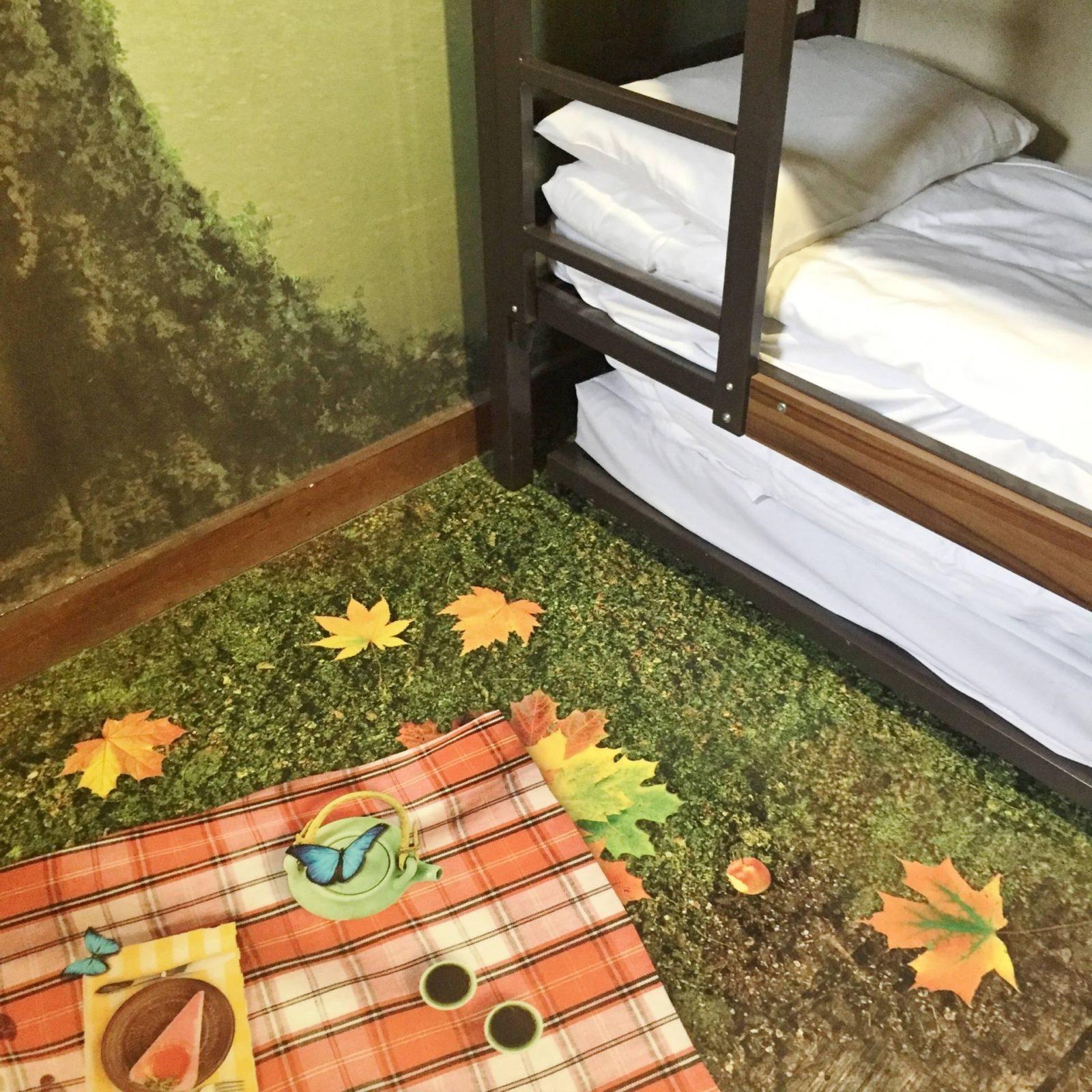 Emma Victoria Stokes Enchanted Lodges Alton Towers Garden