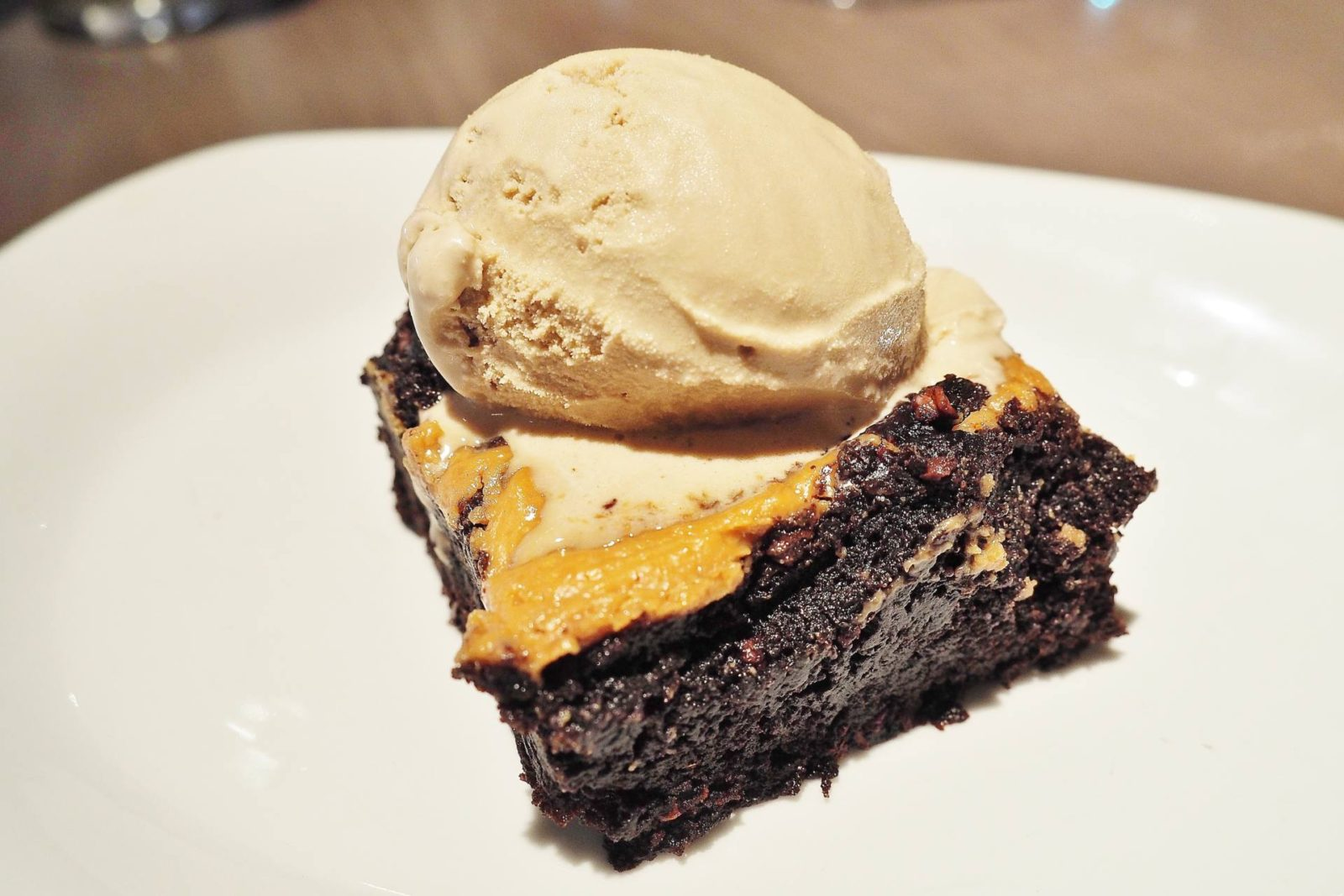 The Almanack Kenilworth Brownie Dessert