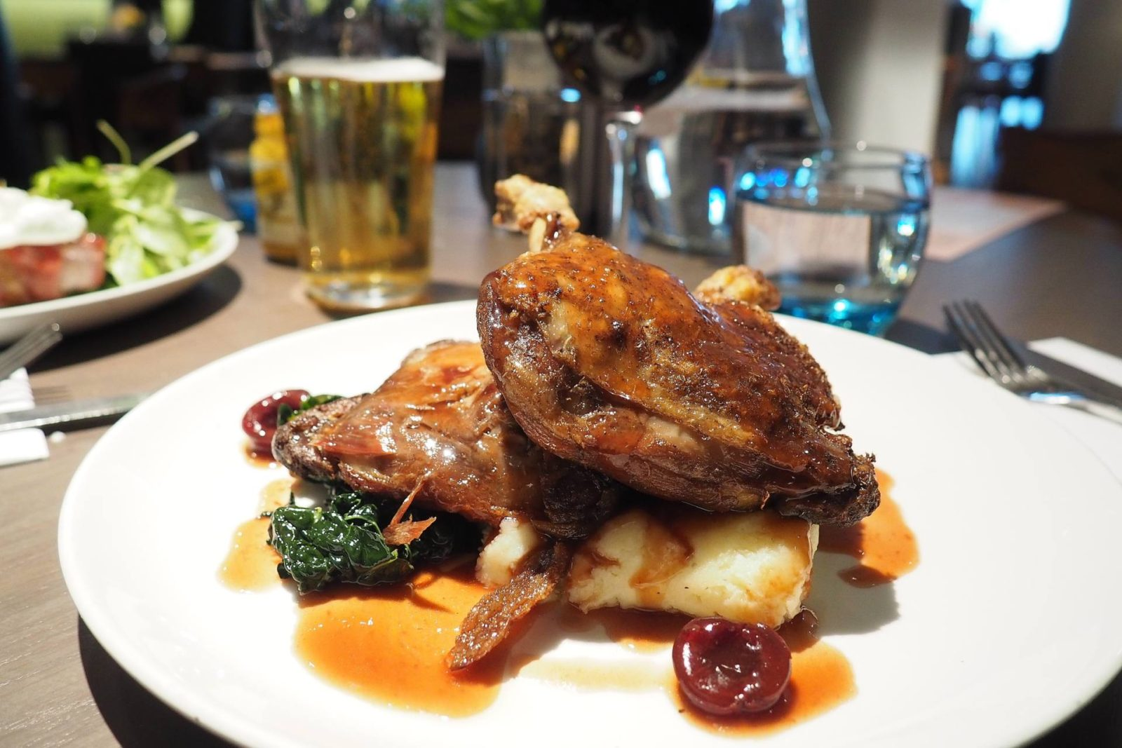 The Almanack Kenilworth Duck