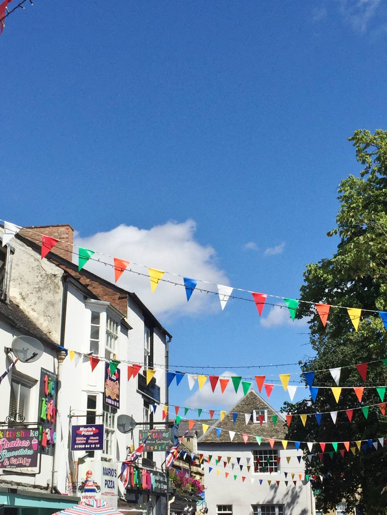 Chipping Norton Bunting