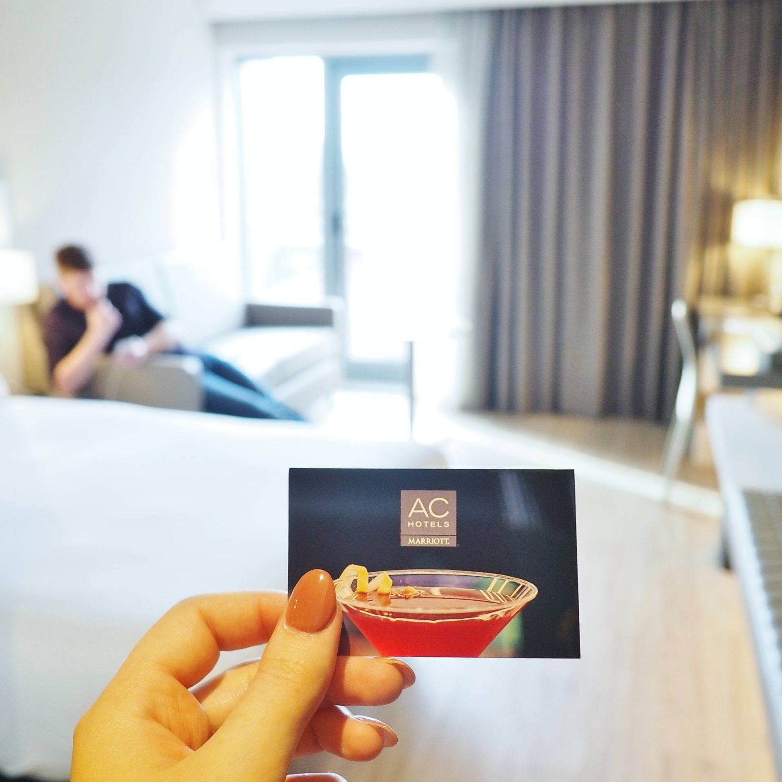 Emma Victoria Stokes AC Hotels Marriott Birmingham Review