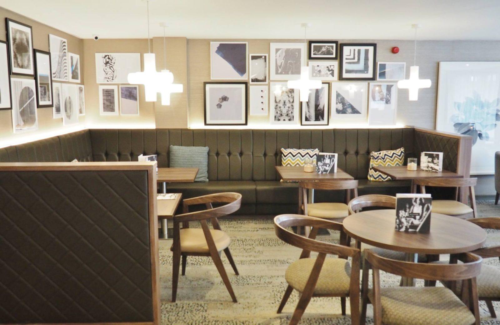 Emma Victoria Stokes AC Hotels Marriott Birmingham Lounge Lobby