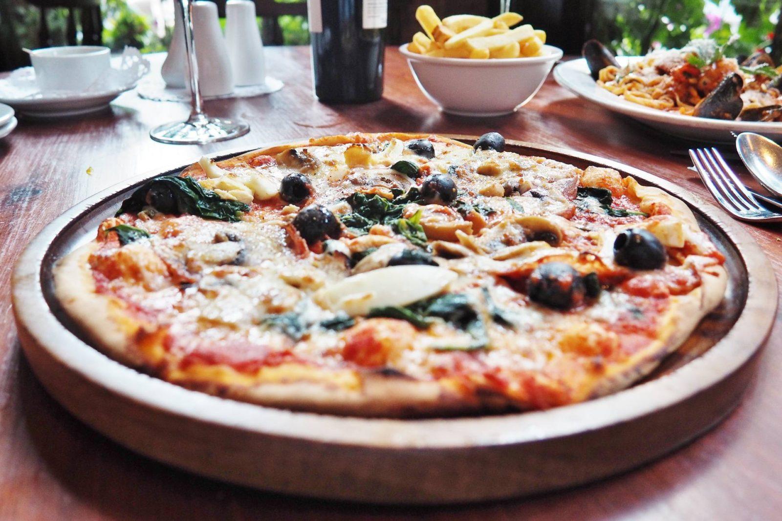 Pasta Di Piazza Pizza Estate