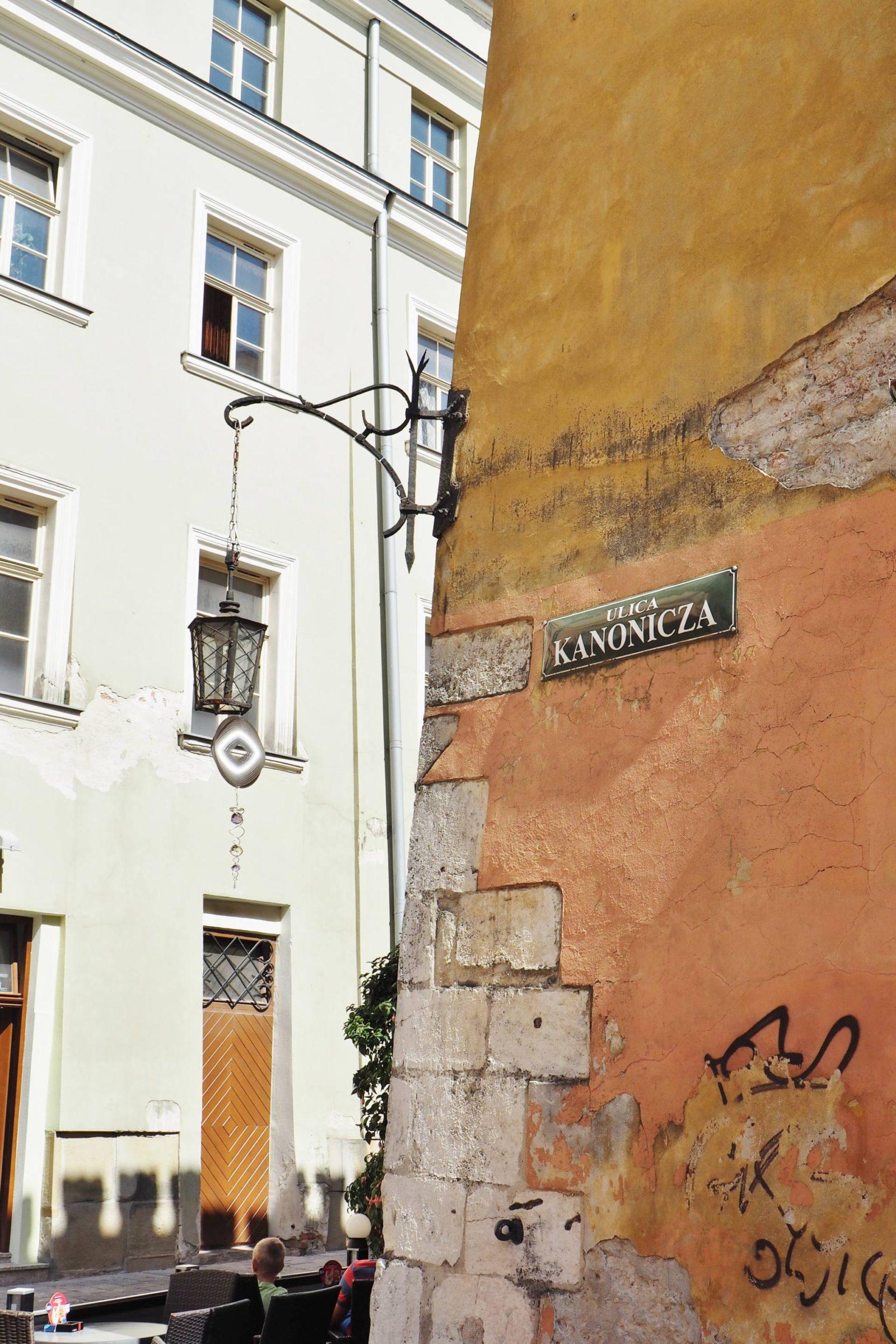 Emma Victoria Stokes Krakow Jewish Quarter