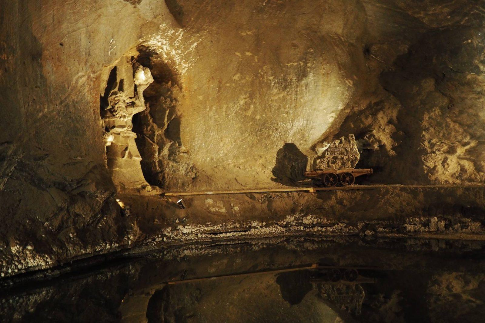 Emma Victoria Stokes Salt Mines Wieliczka