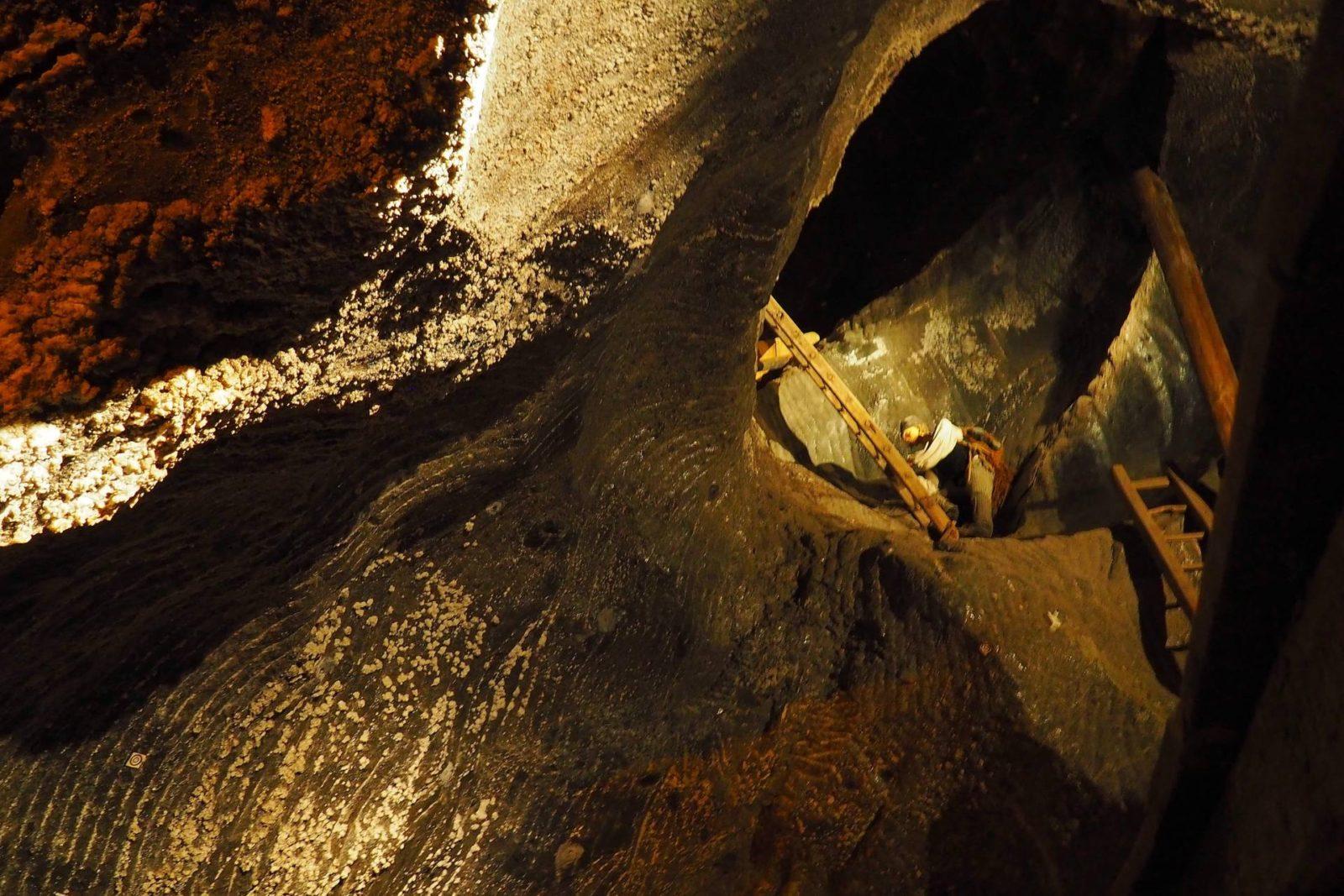Emma Victoria Stokes Salt Mines Wieliczk