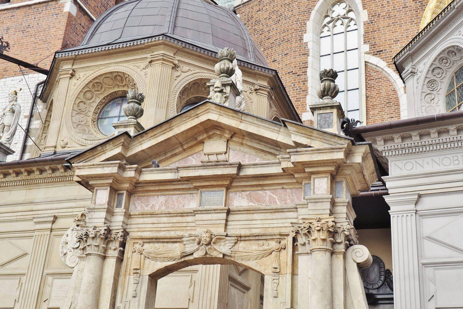 Emma Victoria Stokes Wawel Cathedral Krakow