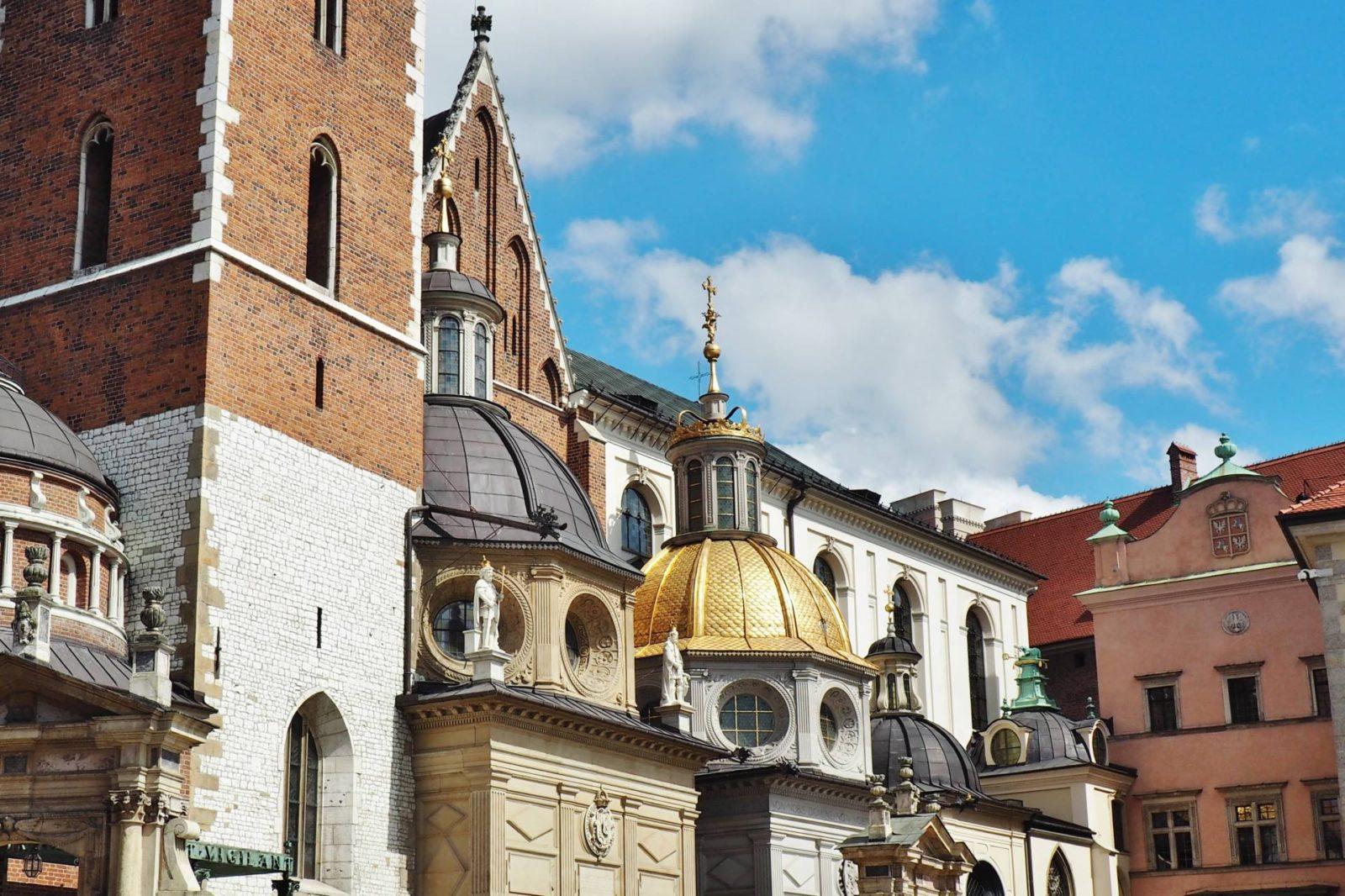 Emma Victoria Stokes Wawel Castle Krakow