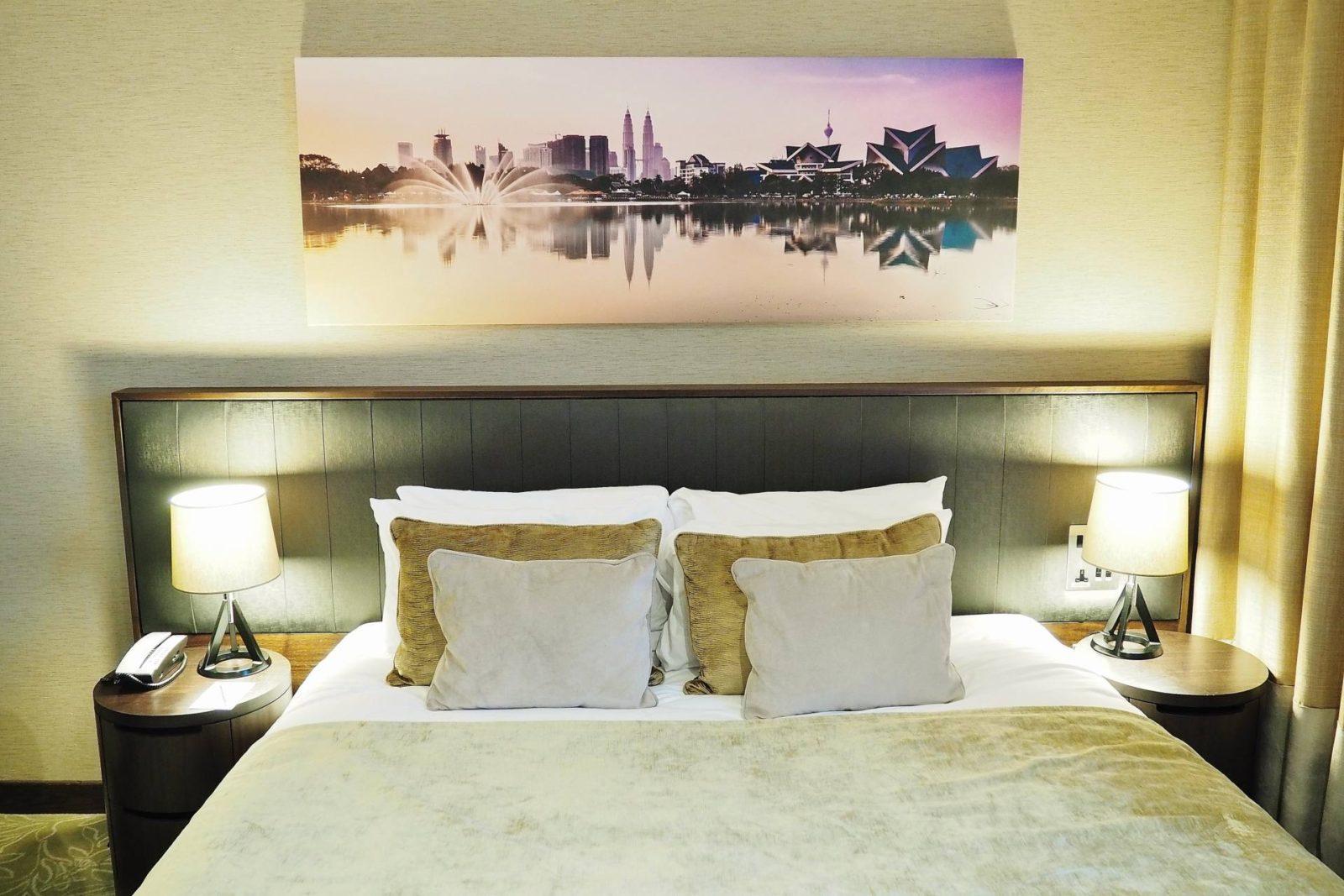 Genting Hotel Superior Room Golden
