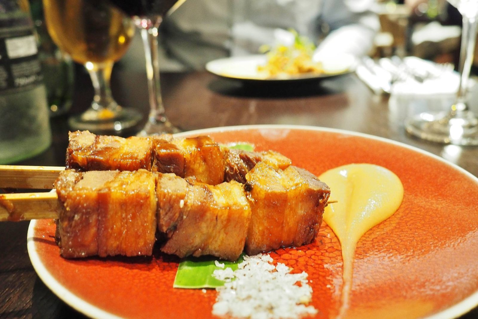 Robata Pork Belly