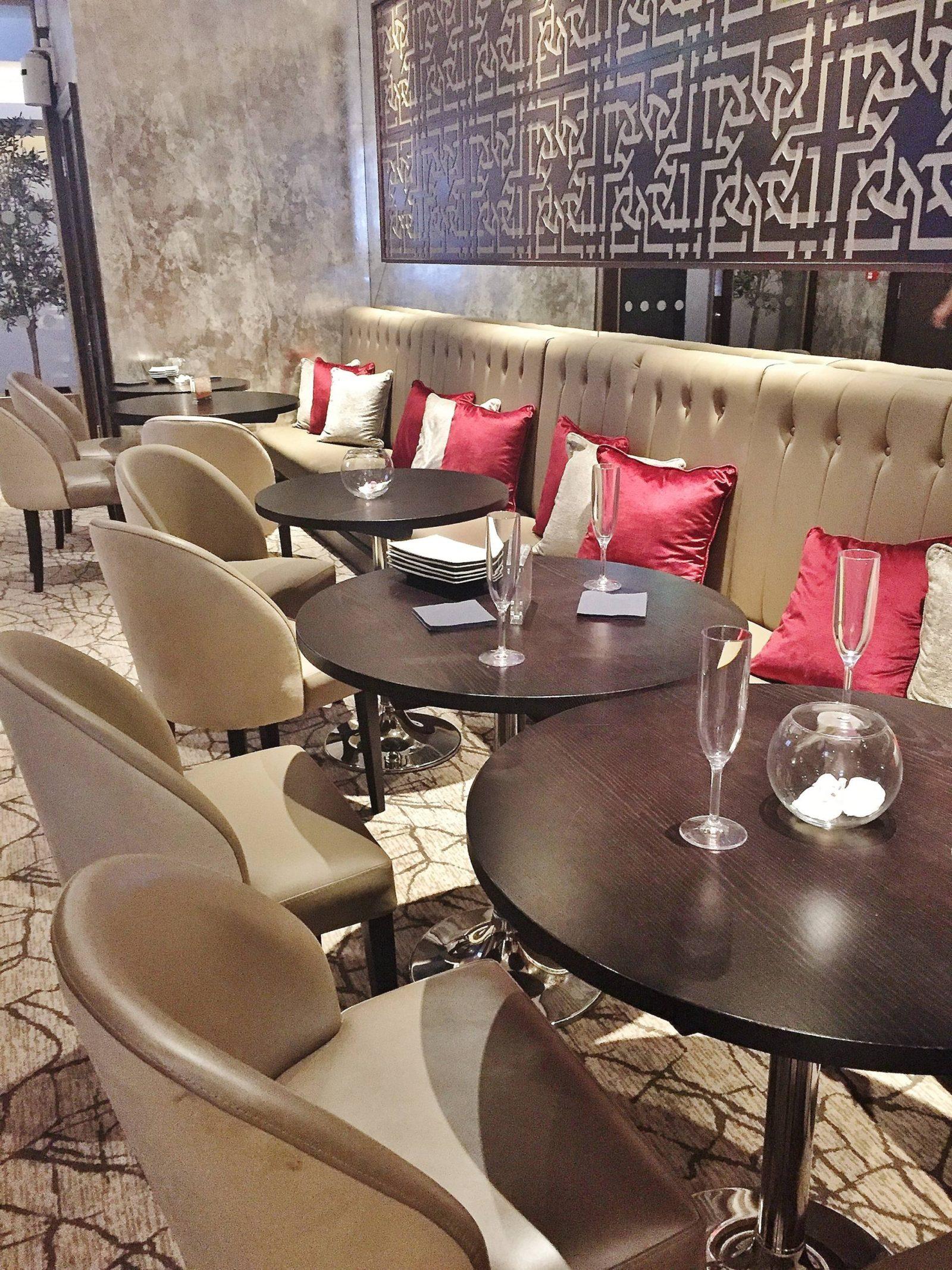 Santai Spa Genting Hotel Lounge Entrance
