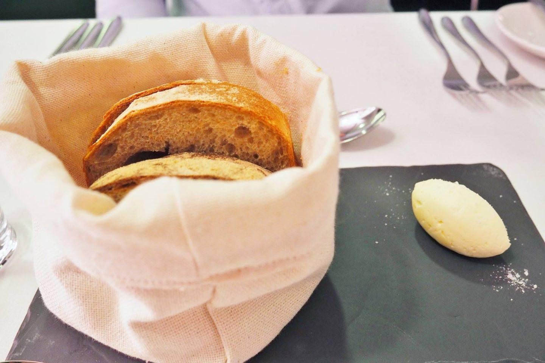Emma Victoria Stokes Elegant Eat Fine Dining Edgbaston Cricket Ground Bread Starter