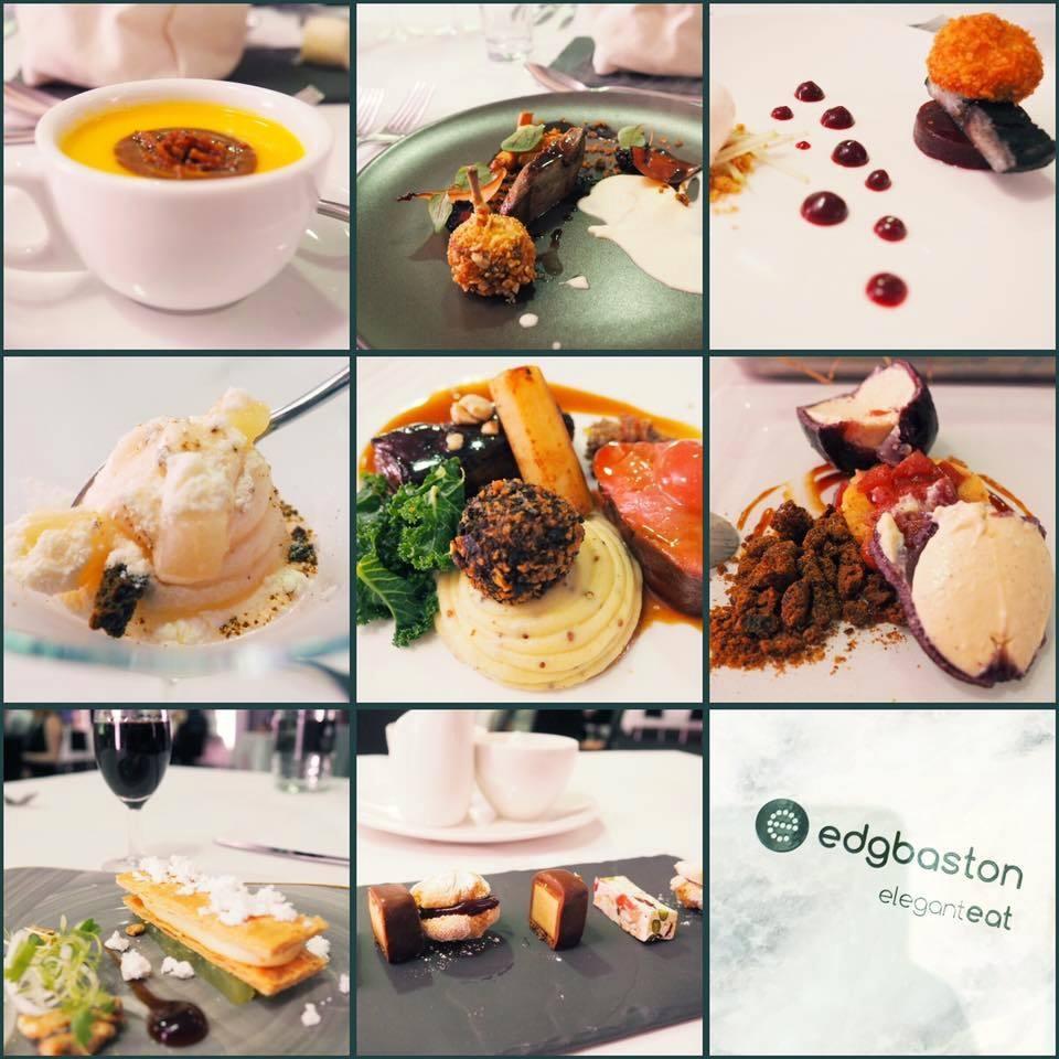 Emma Victoria Stokes Elegant Eat Fine Dining Edgbaston Cricket Ground Birmingham