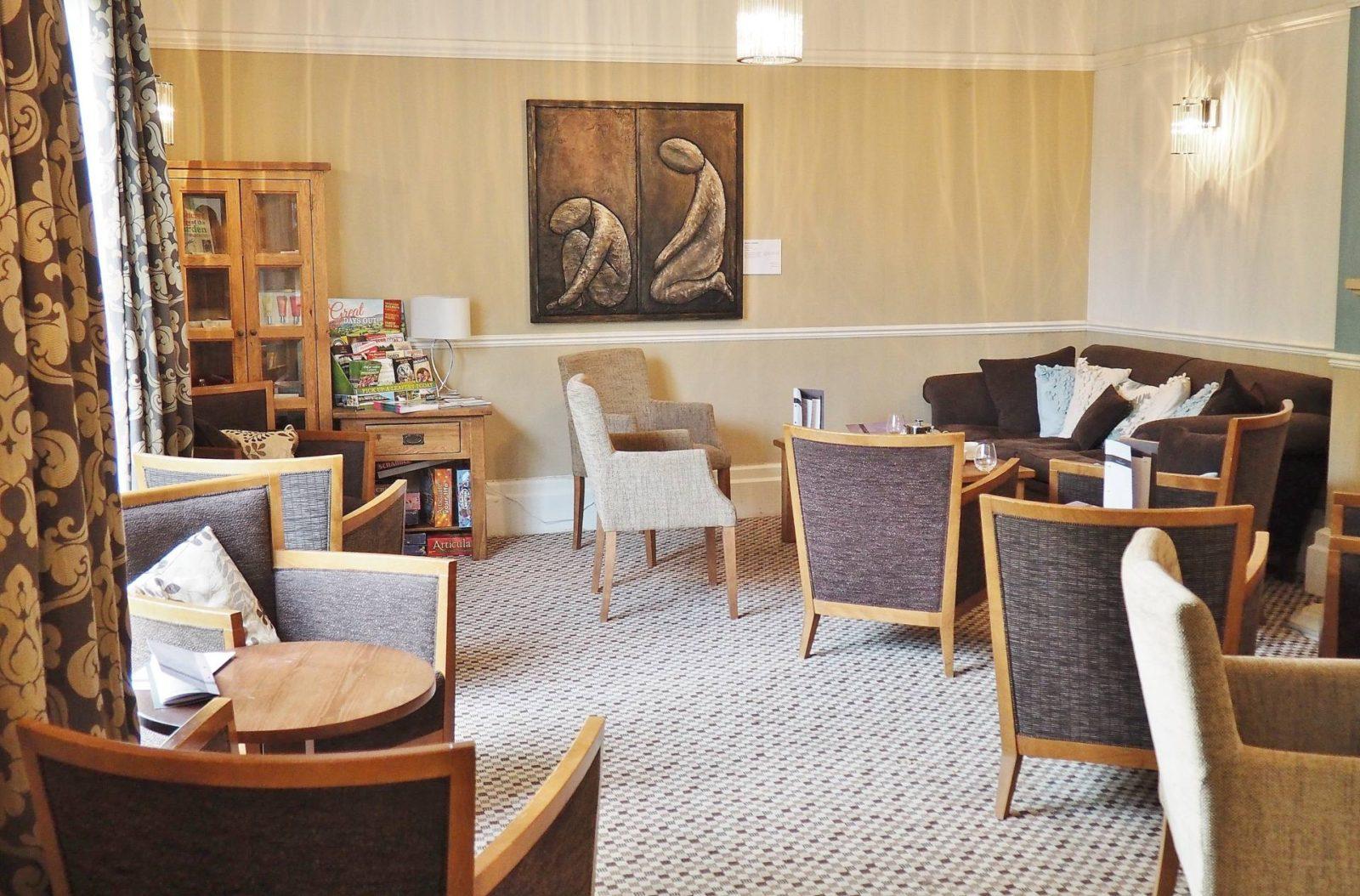Emma Victoria Stokes Fishmore Hall Dining Room