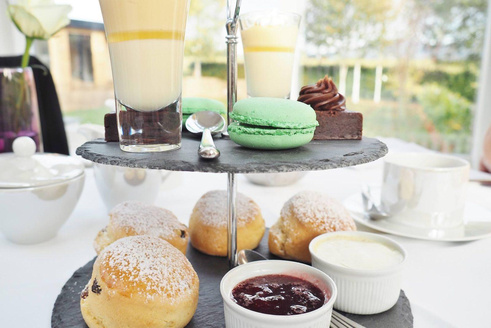 Emma Victoria Stokes Fishmore Hall Ludlow Afternoon Tea Scones