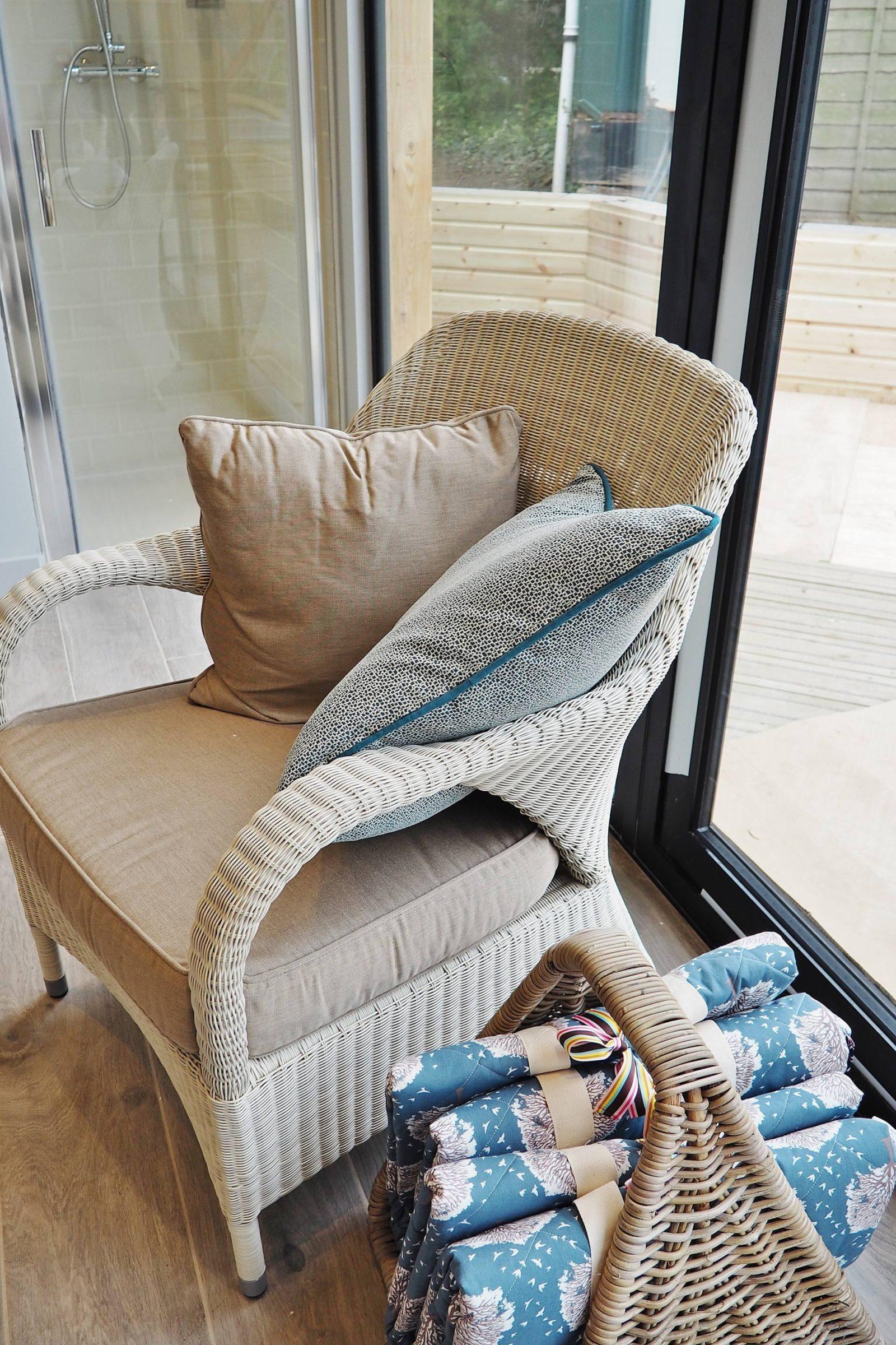 Emma Victoria Stokes Ludlow Shellspa Seating Area Sleeping Bags
