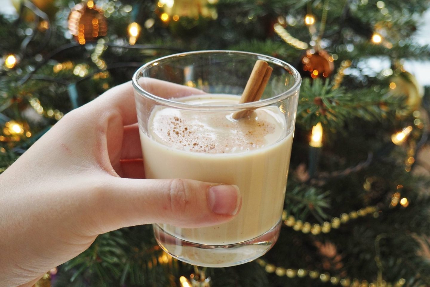 Emma Victoria Stokes Diageo Baileys Eggnog Sponsored Post