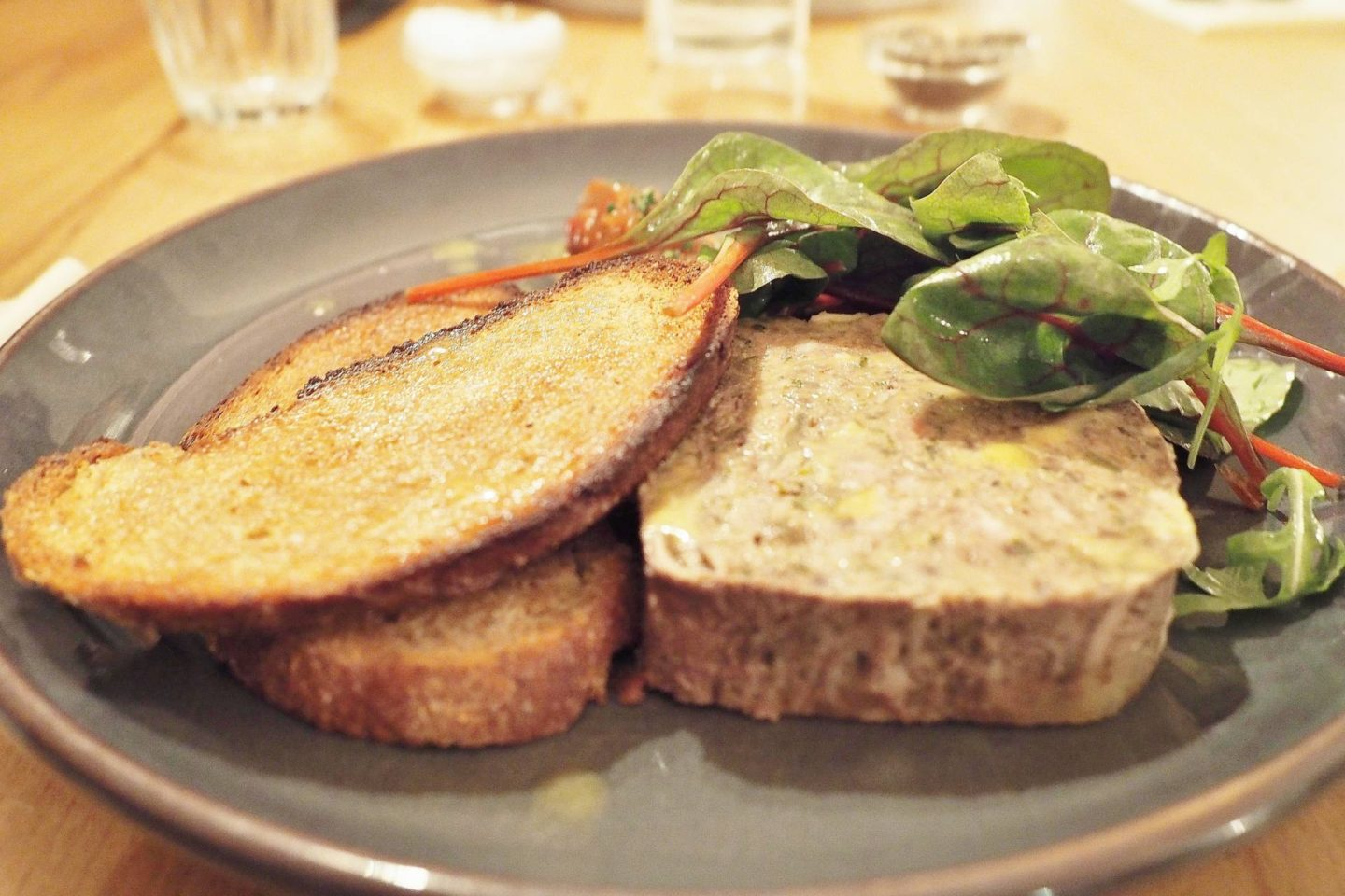 The Fat Fox Watlington Blogger Review Restaurant Country Pate