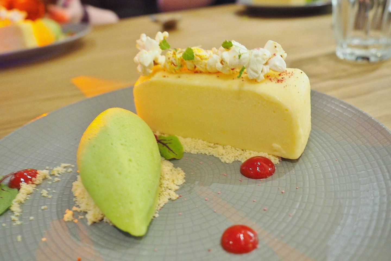 Emma Victoria Stokes Taste of Rofuto Miracle Berry Dessert