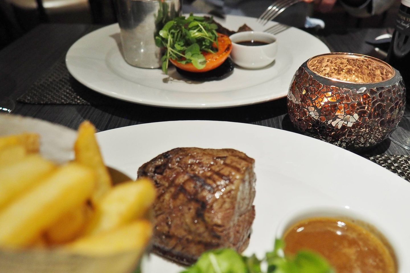 Emma Victoria Stokes Macdonald Windsor Hotel Executive Suite Blogger Review Rump Steak