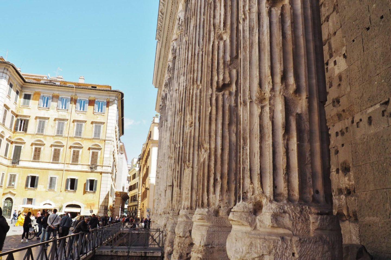 Emma Victoria Stokes Rome Holiday May 2017