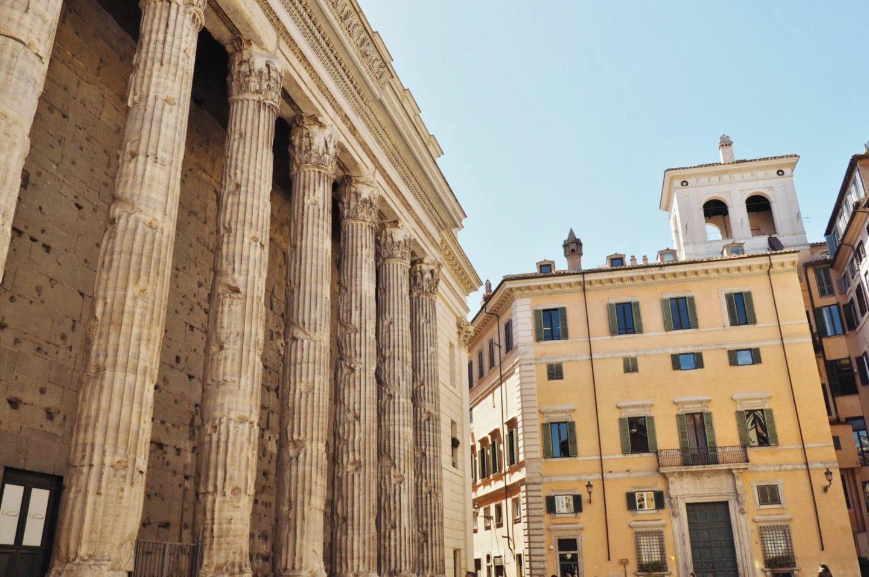 Emma Victoria Stokes Rome Holiday