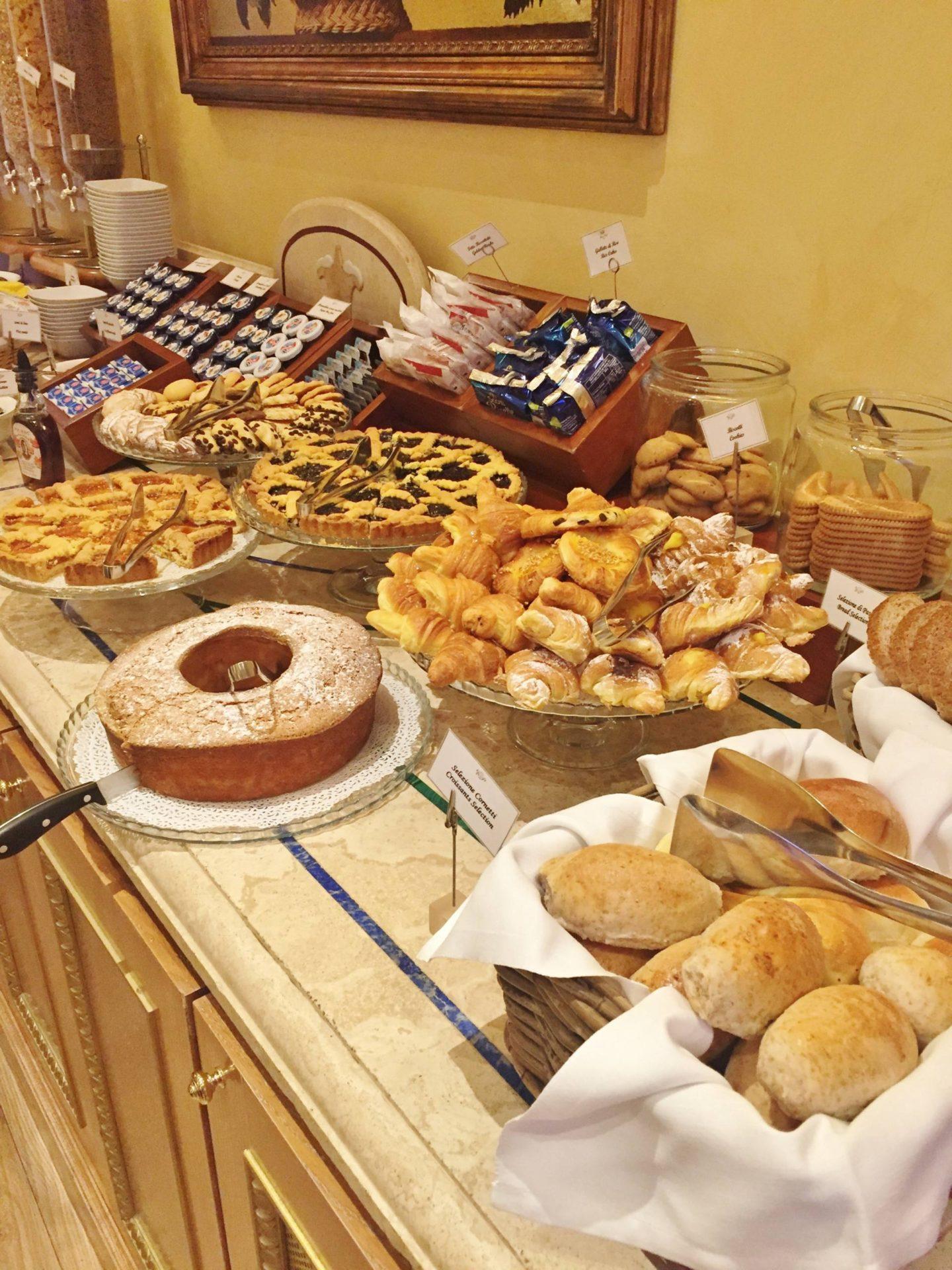 Emma Victoria Stokes Rome Blog Post Food Breakfast