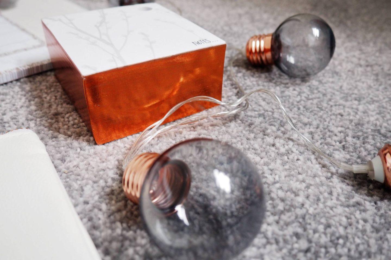Emma Victoria Stokes Primark Lights