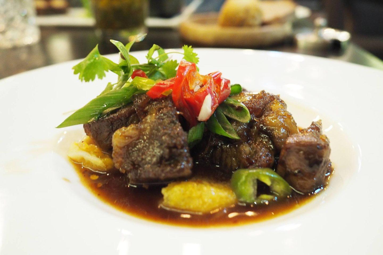 Emma Victoria Stokes Gaucho Birmingham Argentinian Steak Restaurant Braised Beef Back Ribs