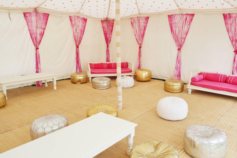 Emma Victoria Stokes V Festival Debenhams 2017 VIP Bohemian tents