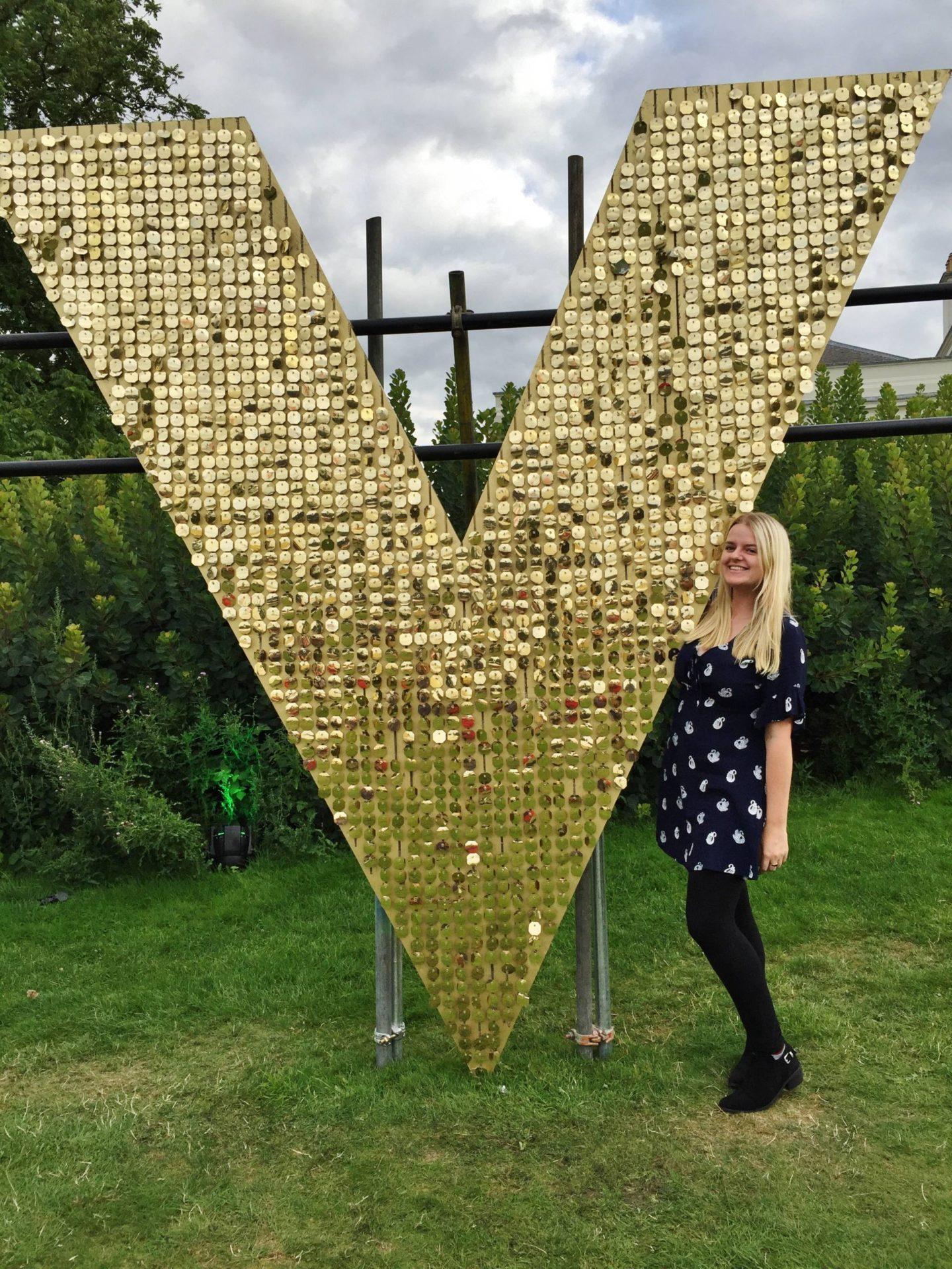 Emma Victoria Stokes V Festival