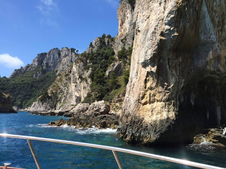 Emma Victorian Stokes Boat Tour Capri