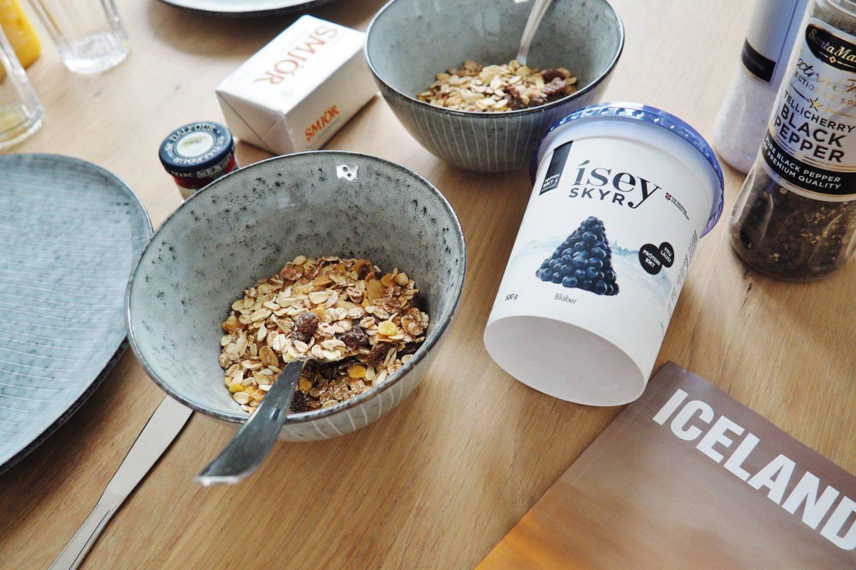 Emma Victoria Stokes Reykjavik Iceland Thomsen Residence Apartments Airbnb Yoghurt
