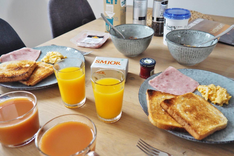 Emma Victoria Stokes Reykjavik Iceland Thomsen Residence Apartments Airbnb Breakfast