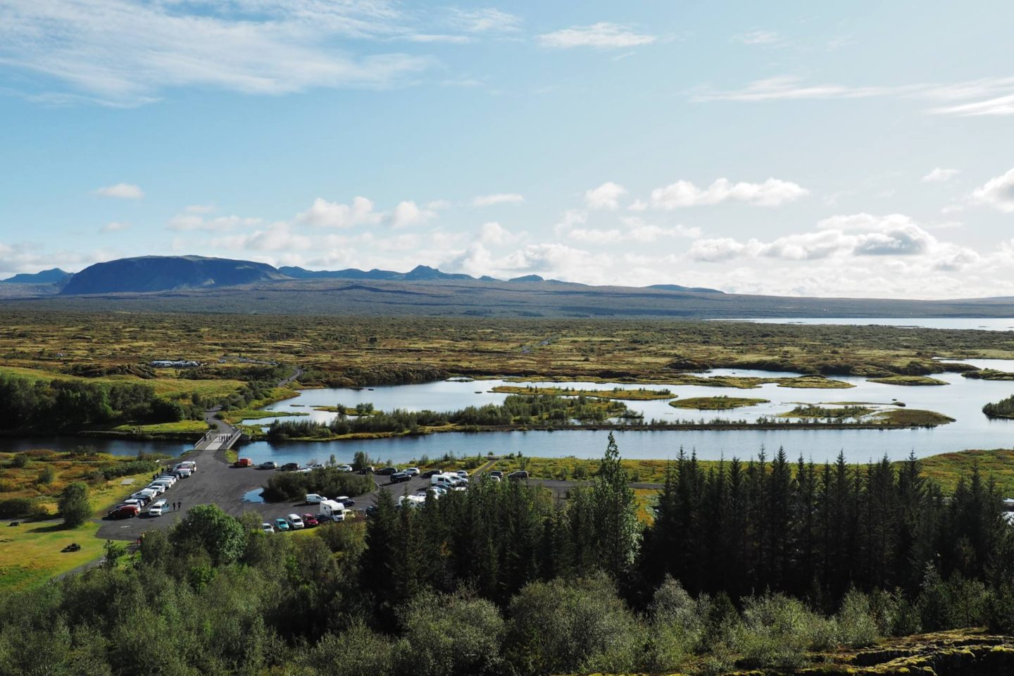 Þingvellir – National park
