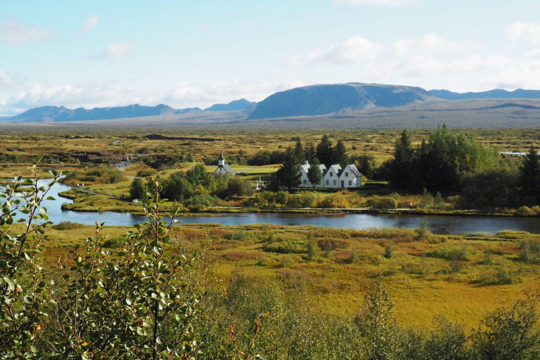 Emma Victoria Stokes Þingvellir National park