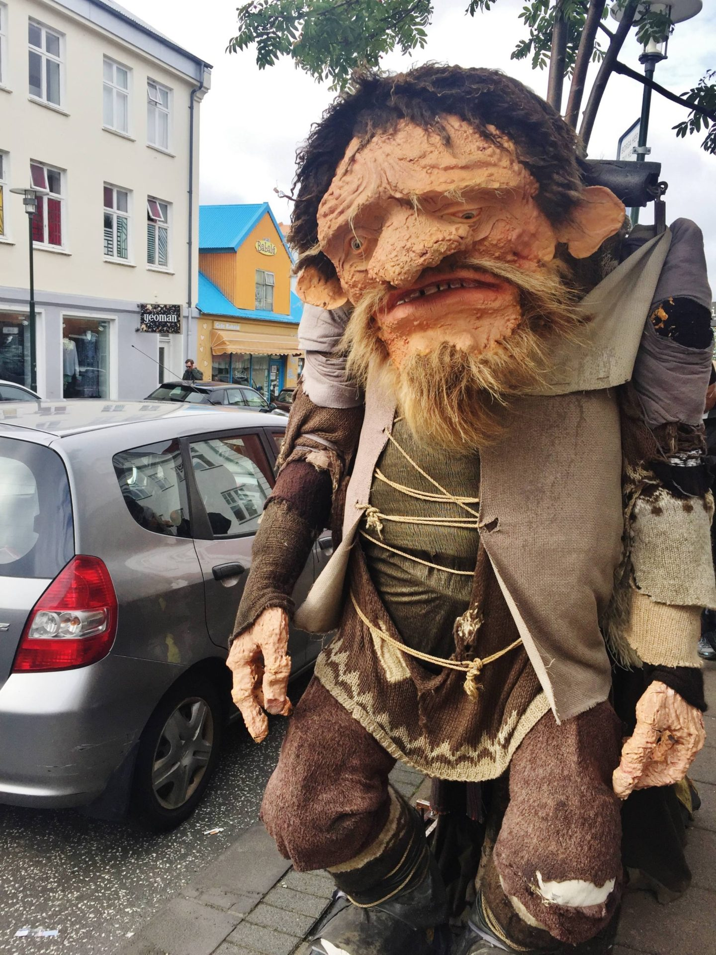 Emma Victoria Stokes Reykjavik Icelandic Trolls