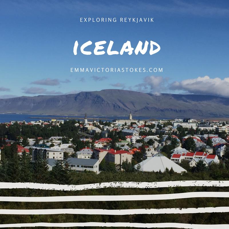 Iceland Blog Emma Victoria Stokes