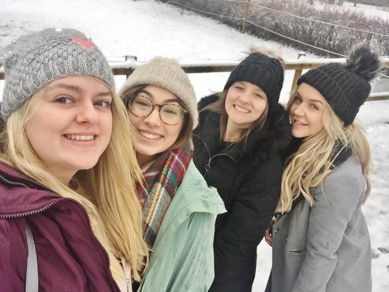 Ashwell Barn Chedworth Girls Weekend