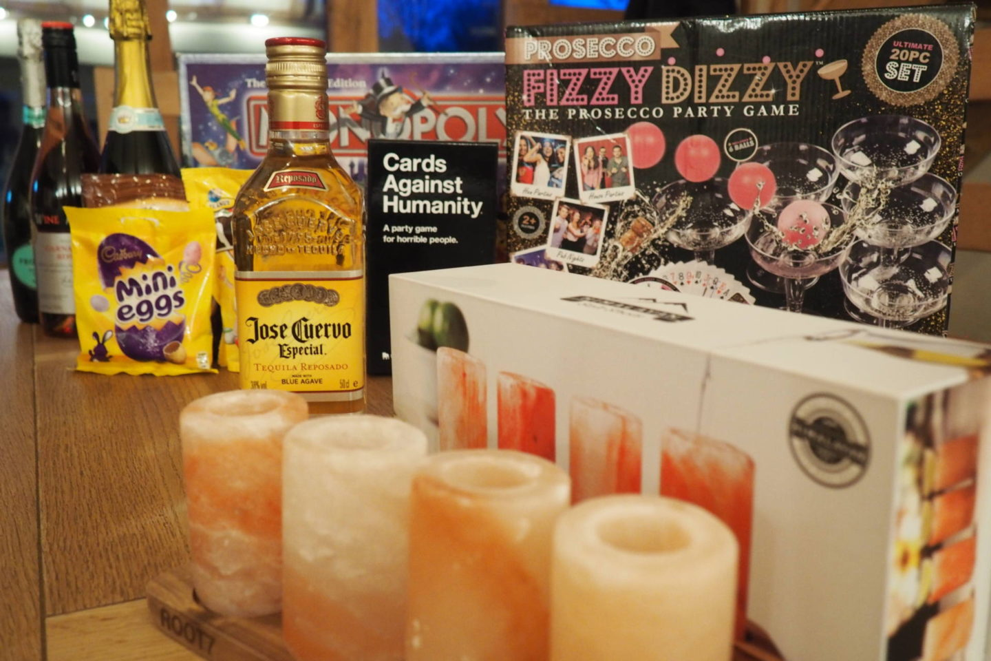 Tequila Ashwell Barn Candles Games