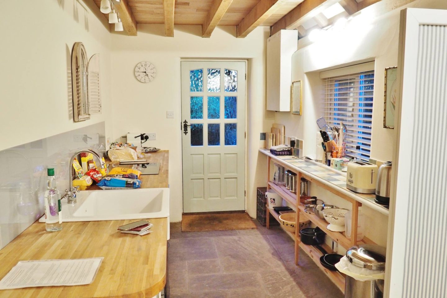 Airbnb Ashwell Barn Chedsworth Cotswolds