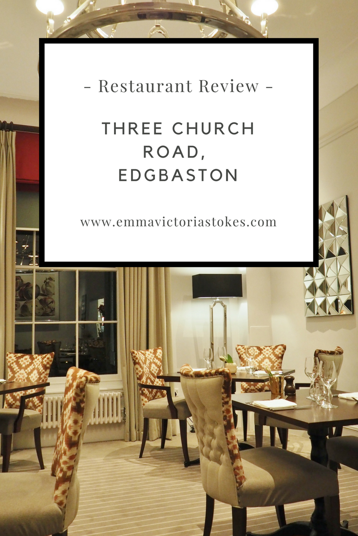 Three Church Road Edgbaston Birmingham