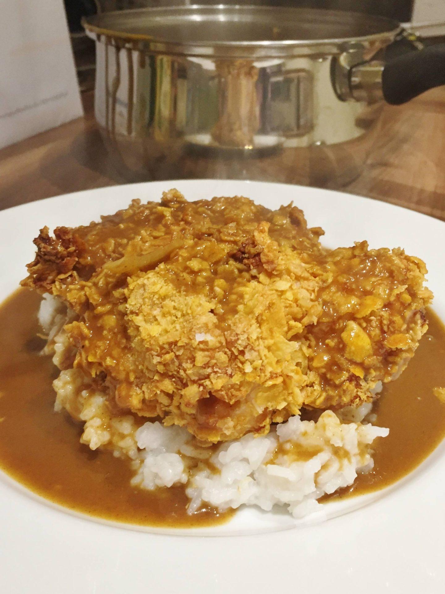 Emma Victoria Stokes Homemade Katsu Chicken
