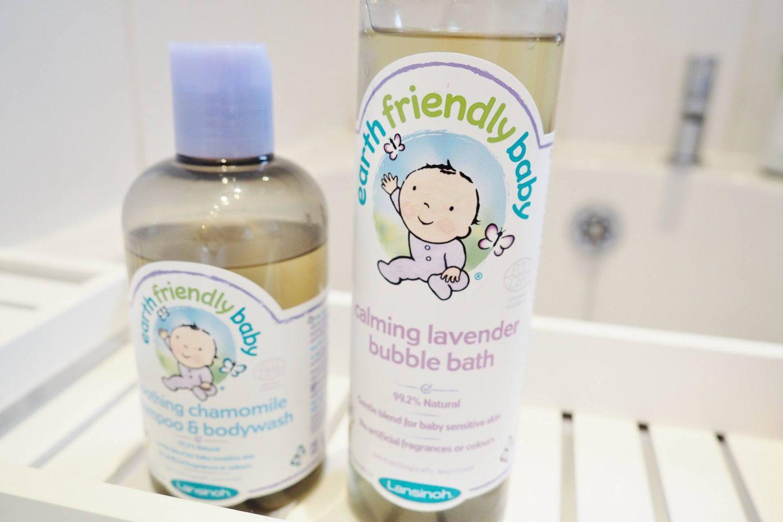 Lansinoh Baby Bubble Bath Body Wash