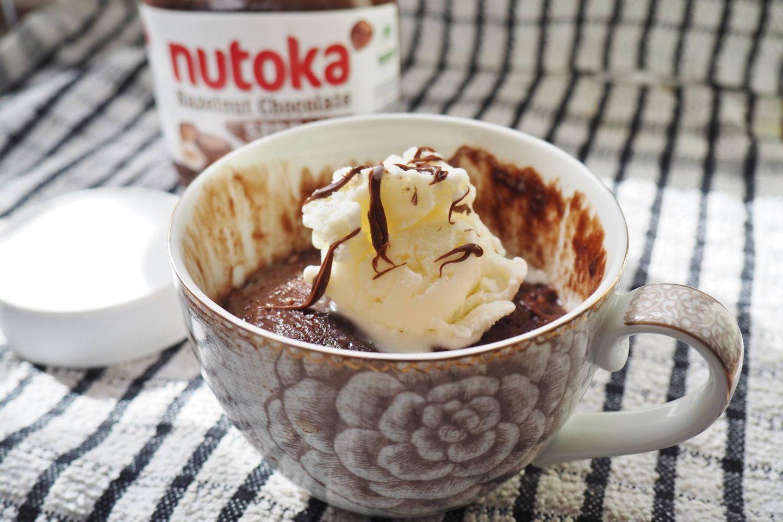 Nutoka Mug Cake Finale