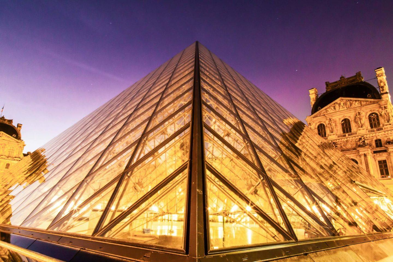 Emma Victoria Stokes Louvre